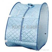 Buy cheap Portable Sauna stainless steel support steam bath from wholesalers