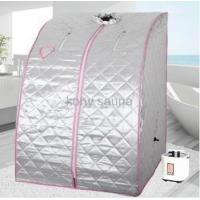 Buy cheap Portable Sauna portable tube suppor steam sauna from wholesalers