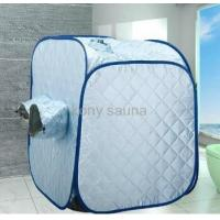 Buy cheap Portable Sauna Newest two person use Portable steam sauna from wholesalers