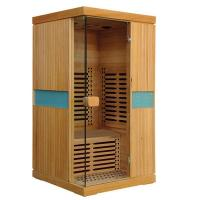 Buy cheap Far Infrared Sauna 2 Person Far Infrared Sauna Room with 200cm height from wholesalers