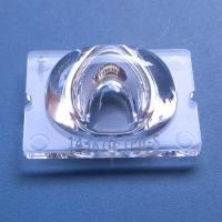 China LED Lenses and LGP Model:HX-ALD28-14370(asymmetric lens) on sale
