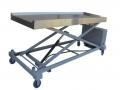 Quality Mortuary Trolley Lifter Electrical Lifter; lifting height: 400 to 1500mm for sale